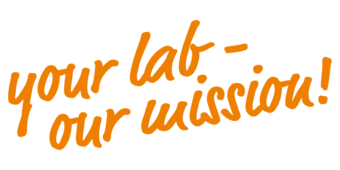 your lab - our mission!